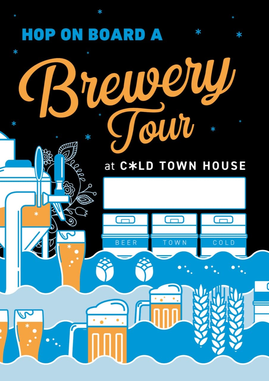 Brewery Tours at Cold Town House